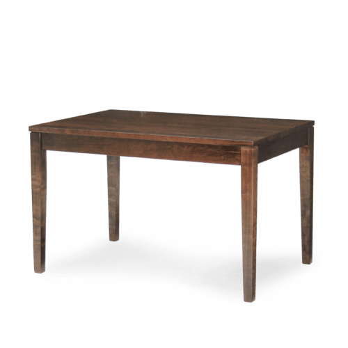 TB Metro Table Stained
