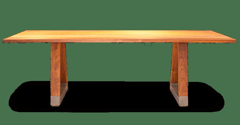 TB Slab Outdoor Table