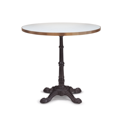 TT Ostler Table Top with Cafe base