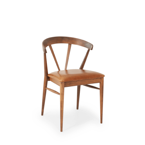 CH Ginger Chair uphol tan