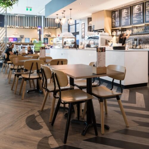 Coffee Club Bayfair PA