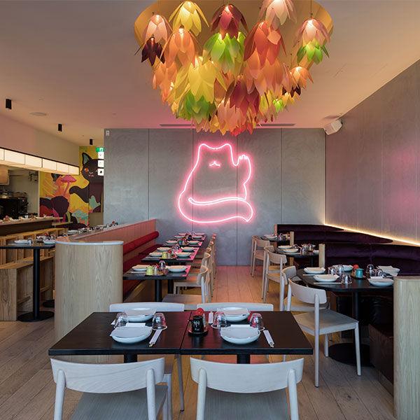 Hello Beasty Restaurant Sitewide