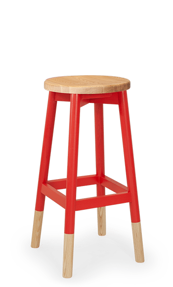 ST Mode Stool two tone sitewide