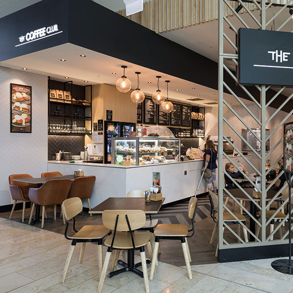 The Coffee Club Bayfair sitewide