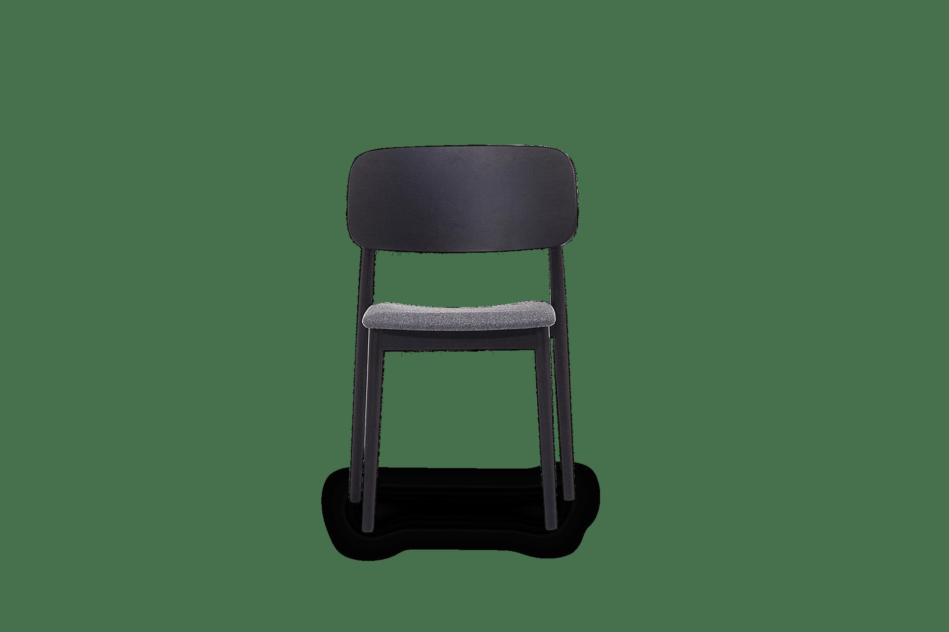CH Grado Chair black uphol