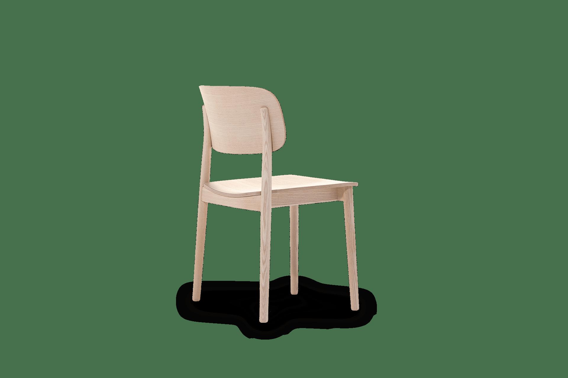 CH Grado Chair clear back