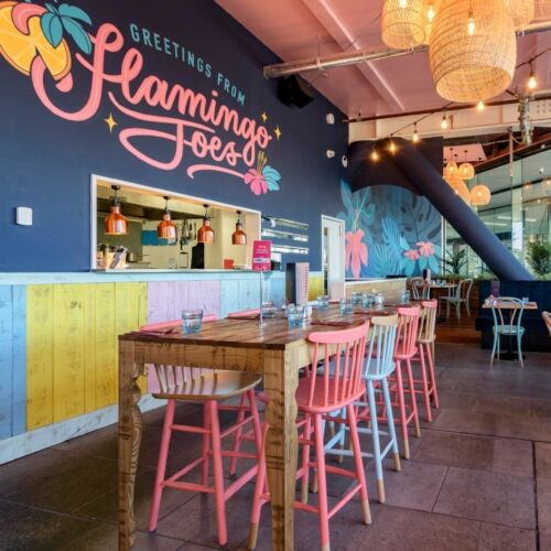 Flamingo Joes  edit