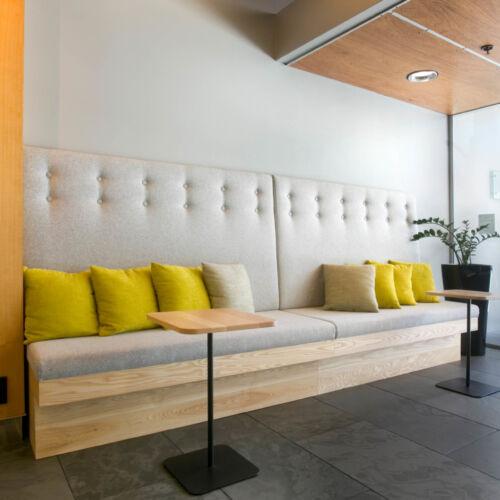 Novotel Lobby Reception Seating Shot