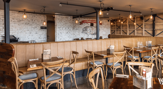 Benefits of Banquette Seating header