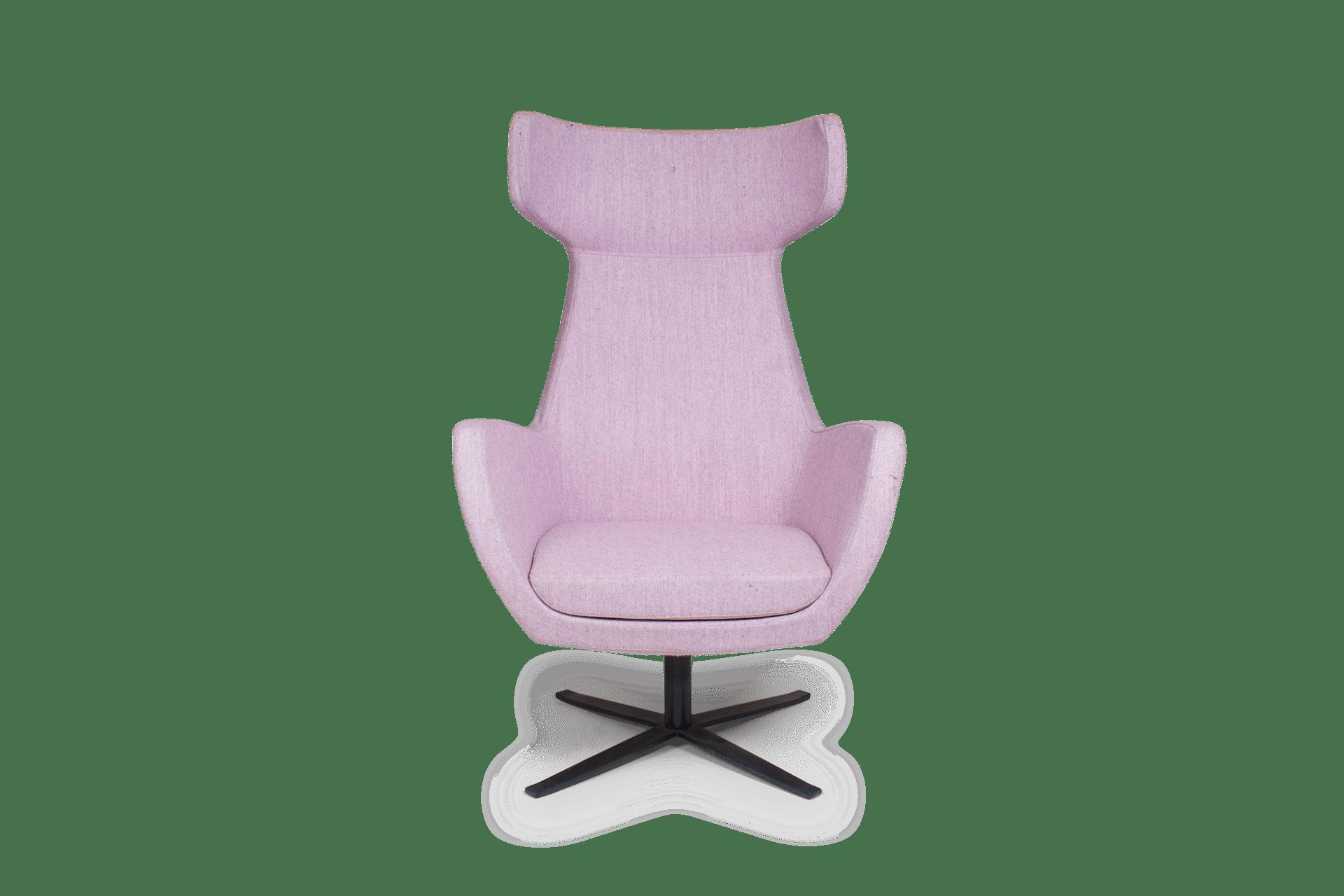 CH Prestige Armchair pink front