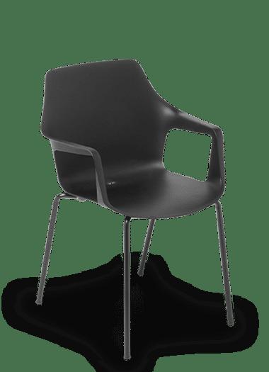 CH Vesper Armchair black sitewide