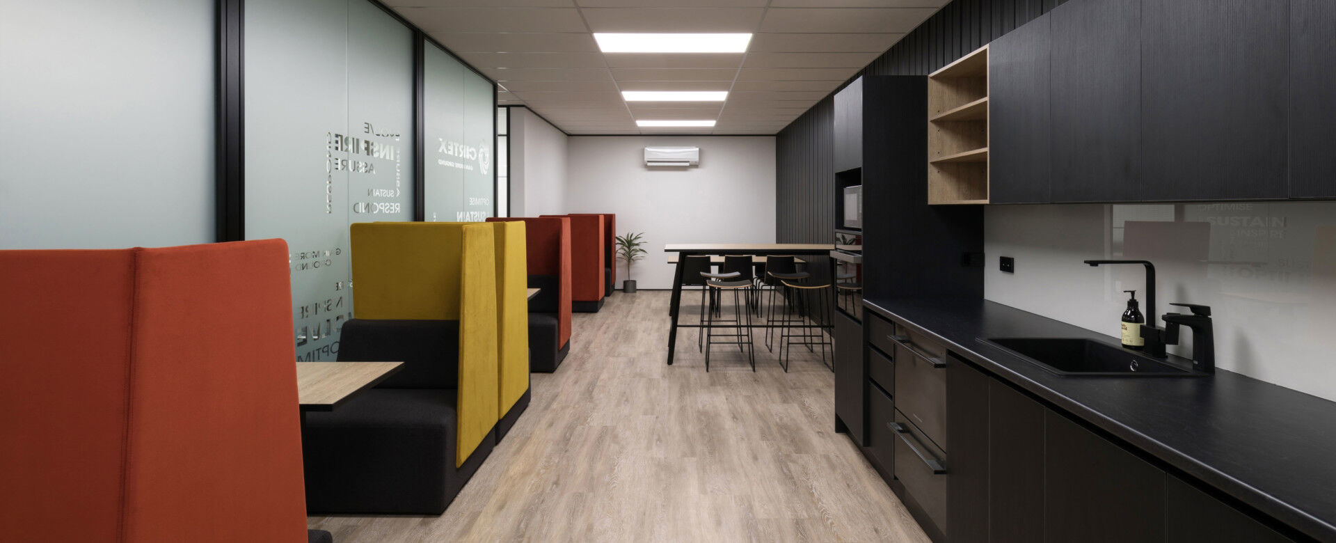 Cirtex Industries Office Cafeteria Hero