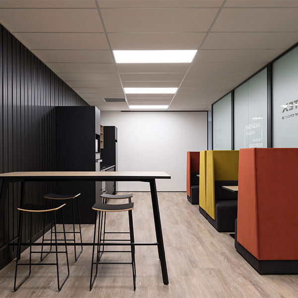 Cirtex Industries Office Cafeteria Sitewide