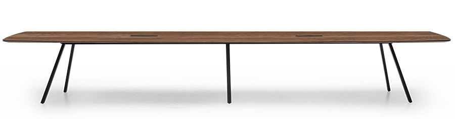 TB Poise Timber Conference Table