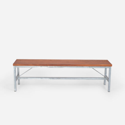 BS Extant Bench Seat Galv