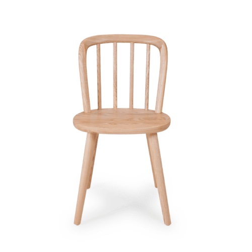 CH Chord Chair clear stain front