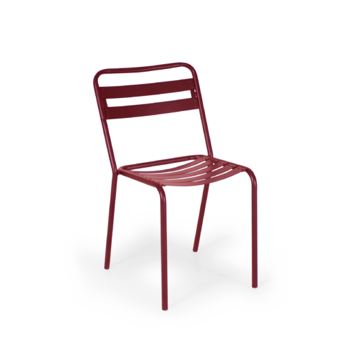 CH Court Chair Red PC