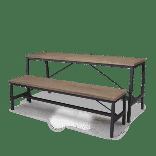 TB Fero Table Black square