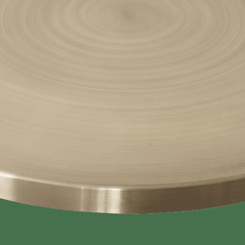 TT Braze Table Top spun brass