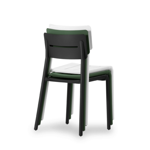 CH Outo Chair stacking