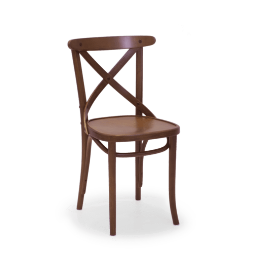 CH Crossback Chair Stained Walnut