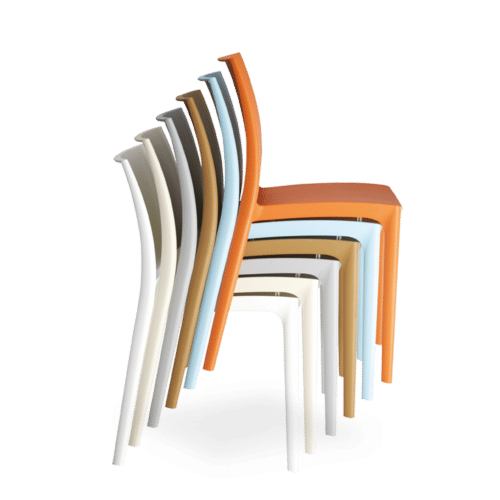 CH Maya Chair Stack