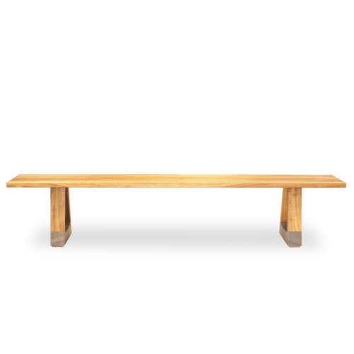 BS Slab Outdoor Bench Seat w