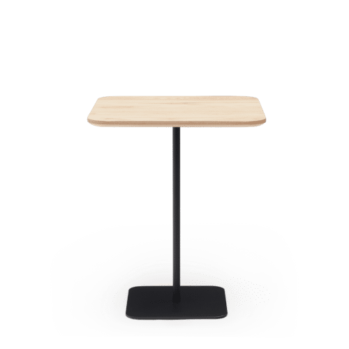 OC Stem Timber Side Table  x  x h Front
