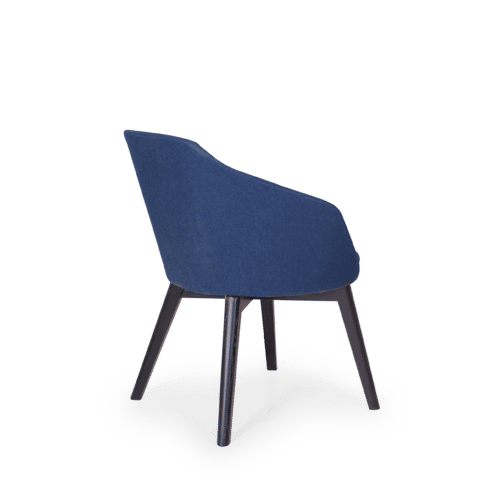 CH Annette Chair Eclipse frame angle