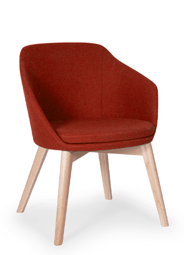 CH Annette Chair red sitewide