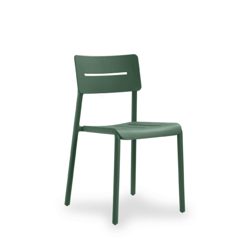 CH Outo Chair green