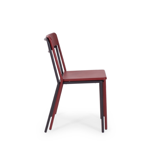 CH C Chairs stacking side