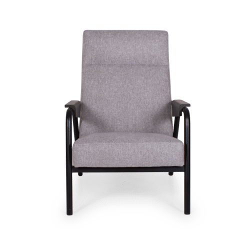 CH Lure Chair highback grey front