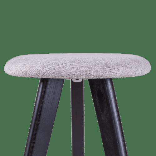 ST Trey Stool uphol seat detail