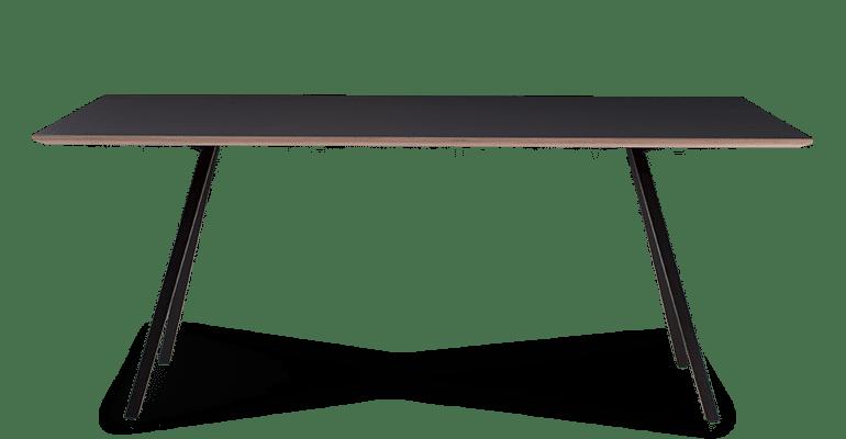 TB Poise Table Meeting Black on Black