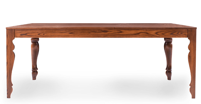 TB Silhouette Table Stained Walnut