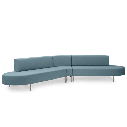SS Impart Seating Lounge Blue  web