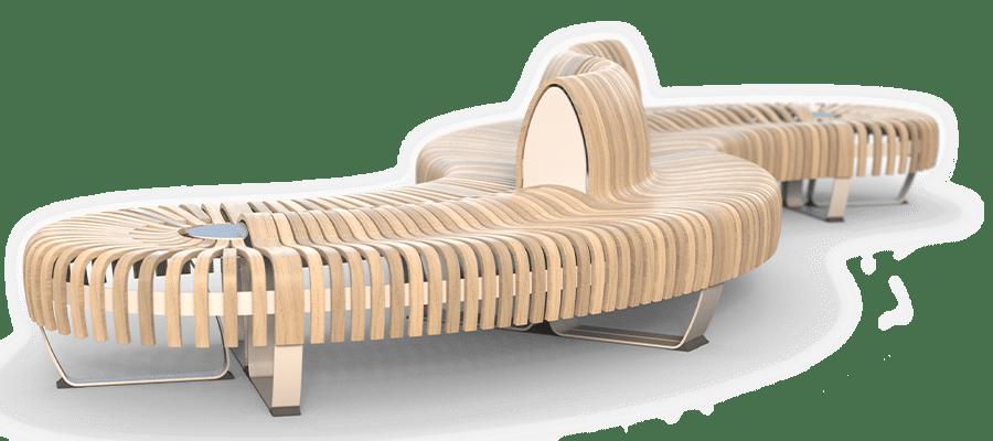 Nova C Series Bench Seating