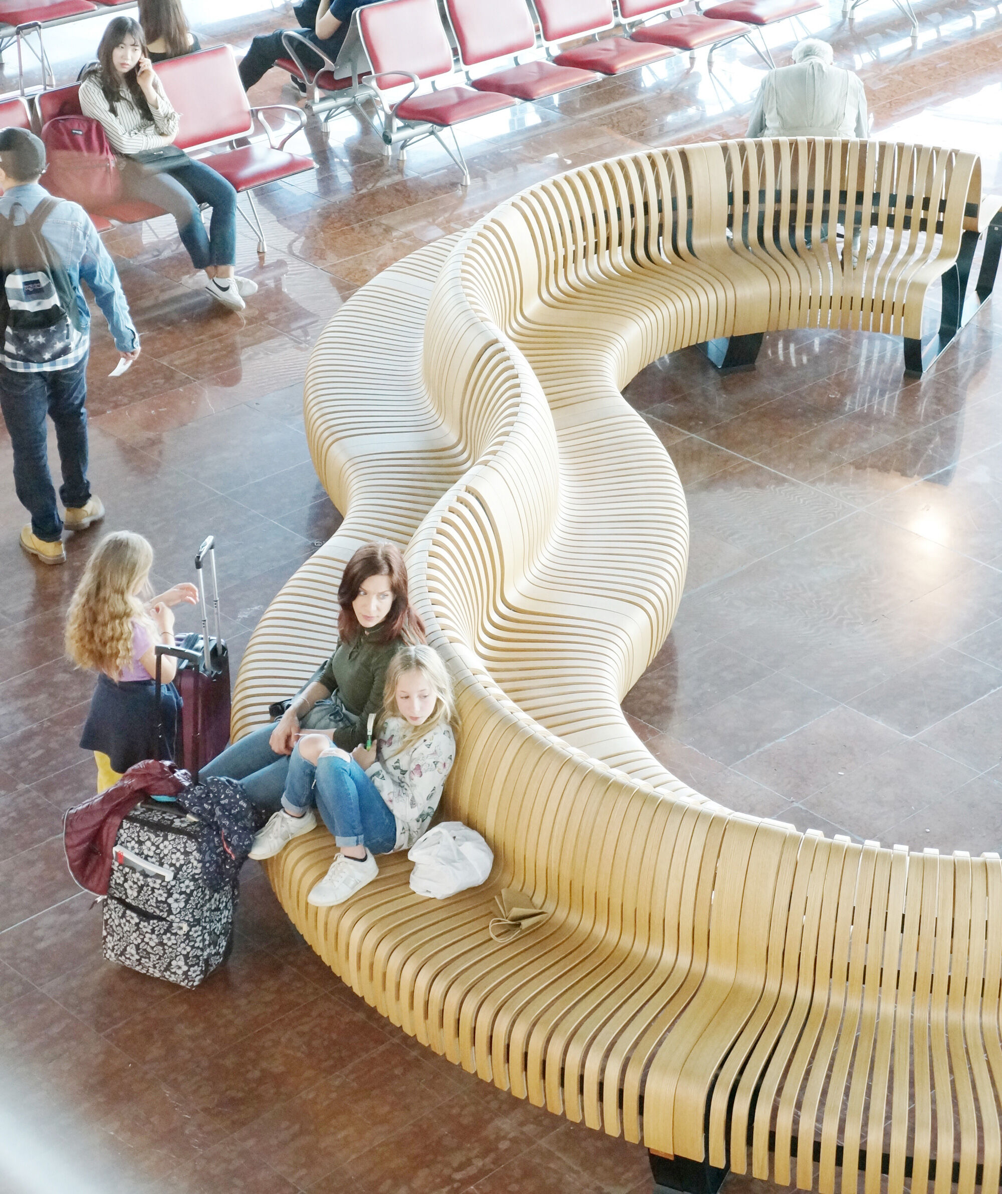 Nova C Series - Public Space Seating from Green Furniture