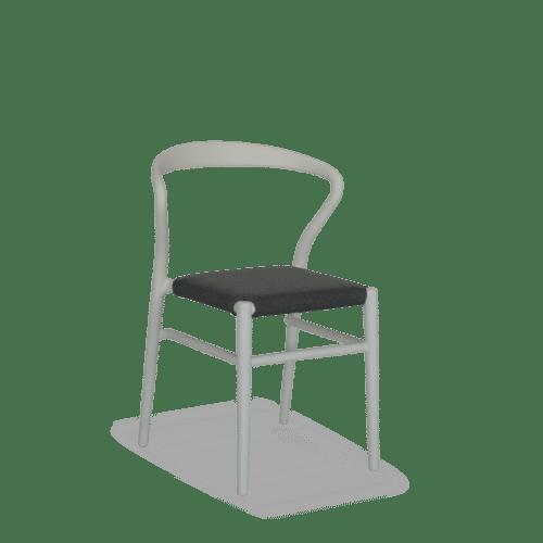 CH Avery Chair black light brown