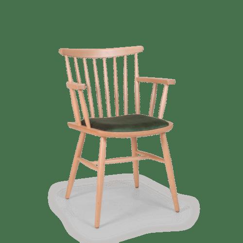 CH Da Vinci Armchair Uphol
