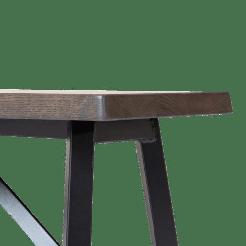 BS Diamond Bench Seat timber detail