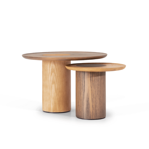 OC Pillar Table two setting
