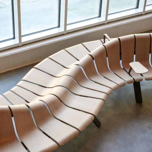 Ascent Beam Seater Airport Bench Gate Seating  copy scaled