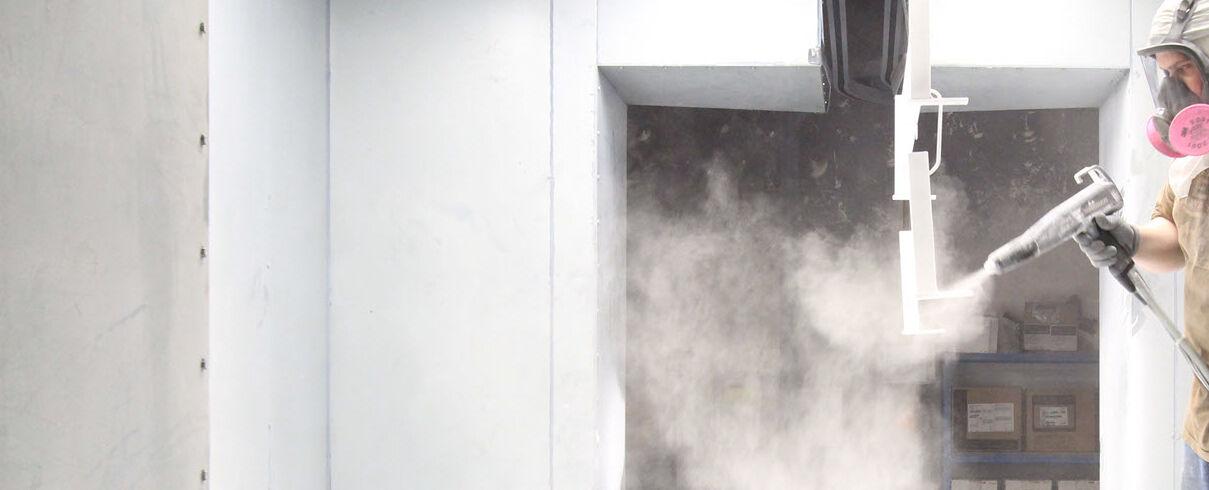 powder coat after hero