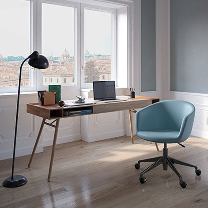 Jolly Chair for the office environment or social space