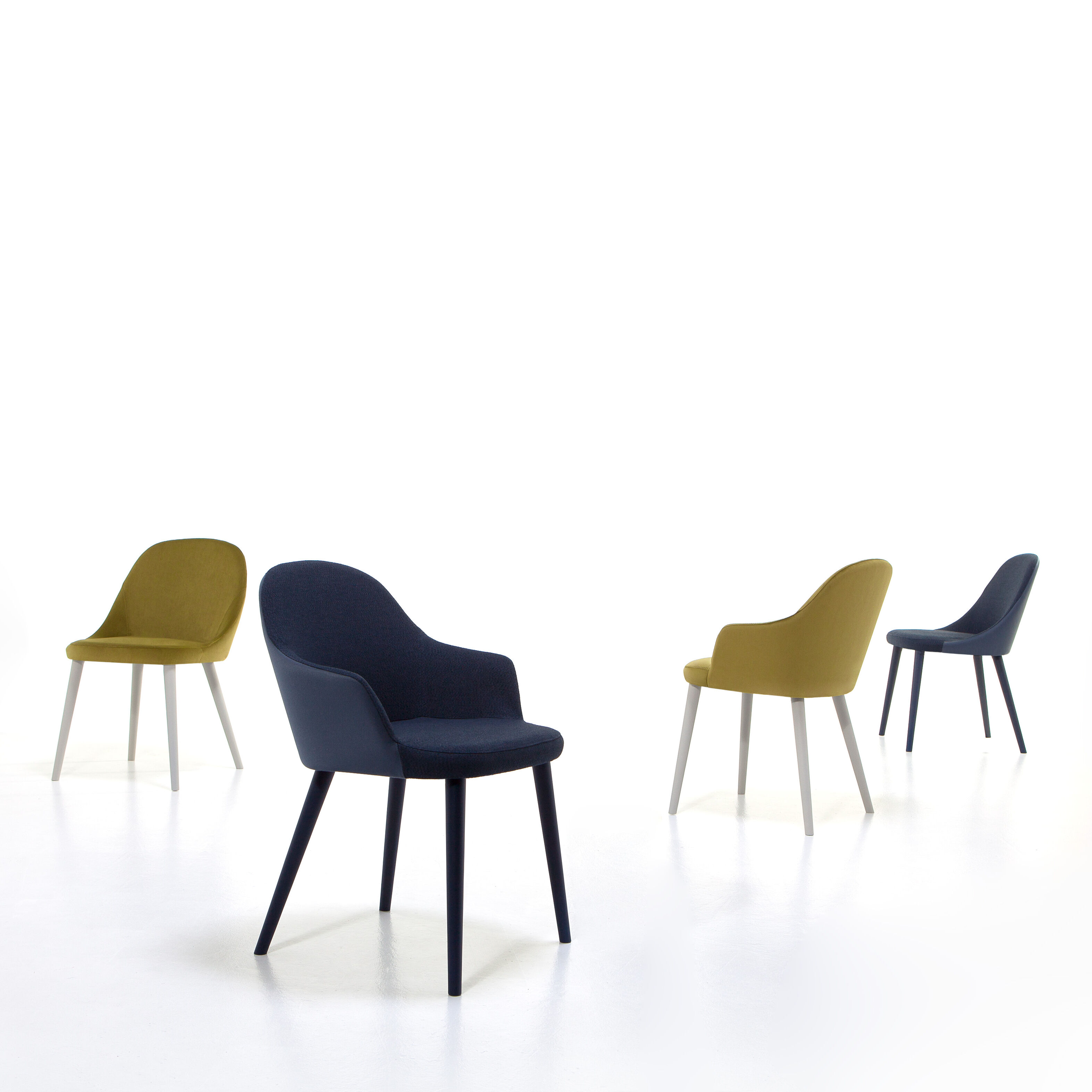 CH Cocktail Chair group