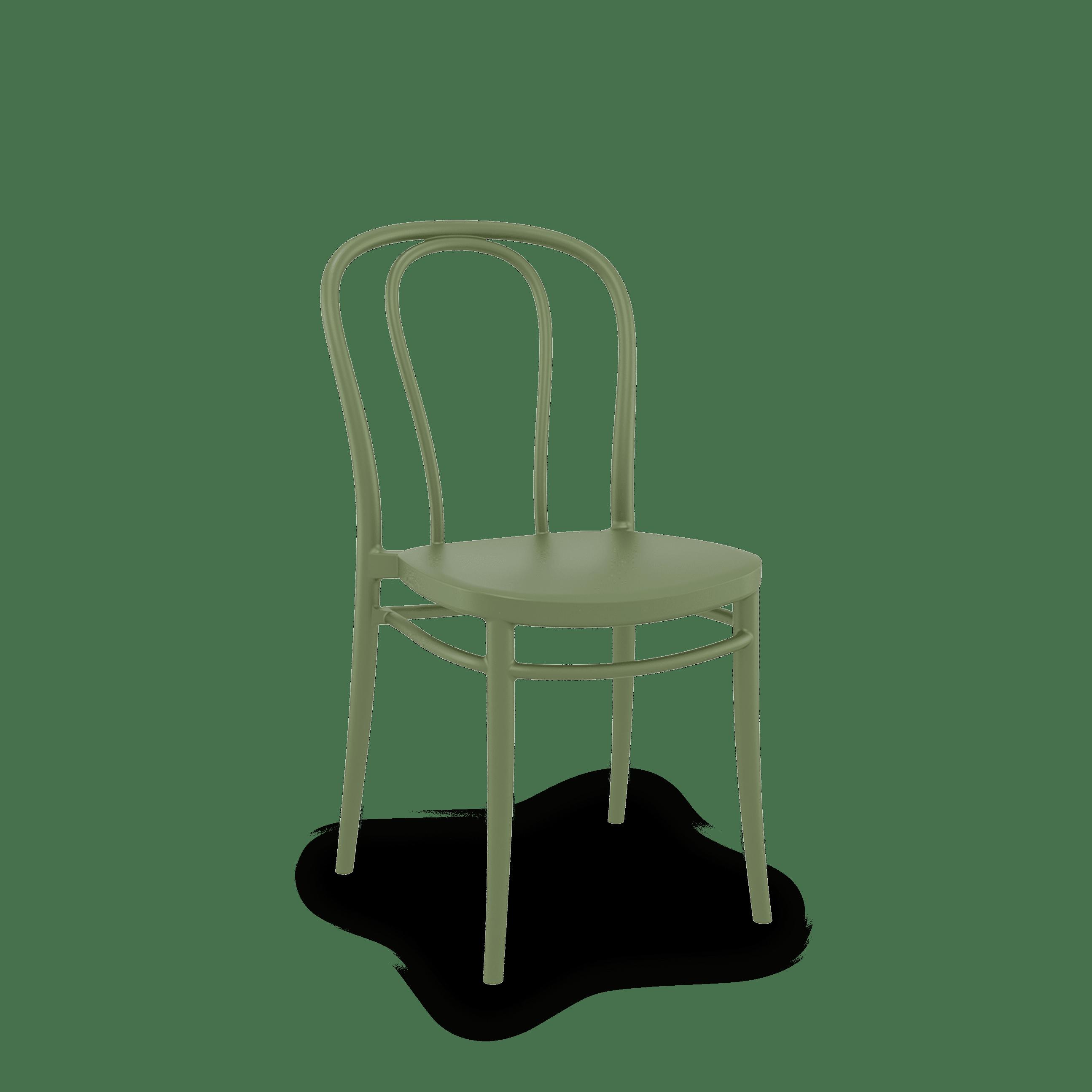 CH Victor Chair green