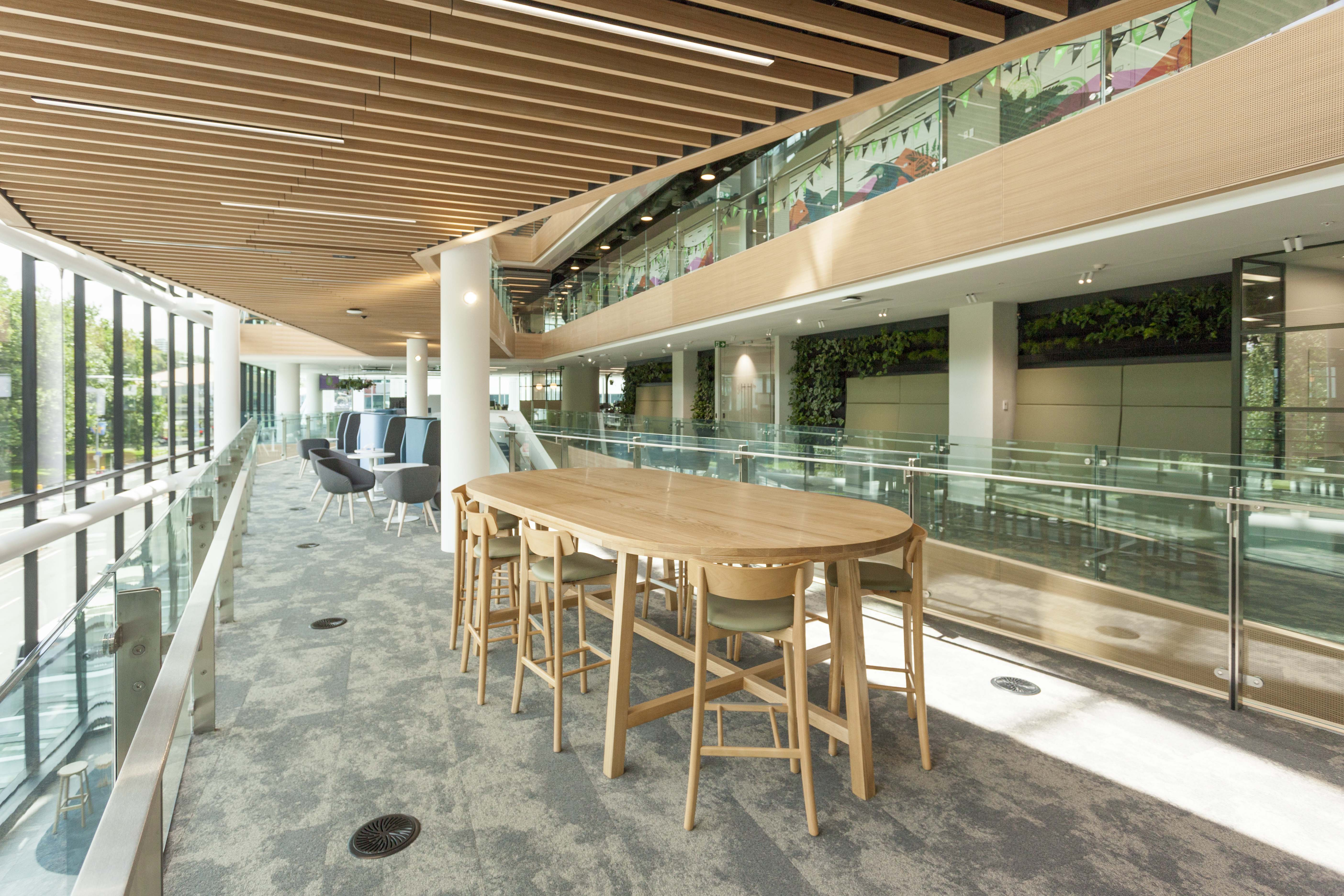 Bergen Leaner provides an attractive space to collaborate