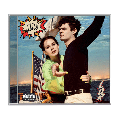 CD Lana Del Rey Norman